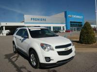 Options:  2013 Chevrolet Equinox Ltz|White/|V4 2.4