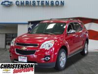 2013+Chevrolet+Equinox+LTZ+In+Crystal+Red+Tintcoat+*+CL