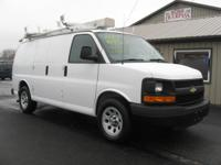 Exterior Color: summit white, Body: Cargo Van, Engine: