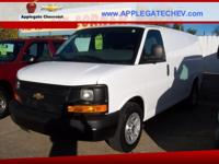 Options:  2013 Chevrolet Express Cargo 1500|1500 3Dr