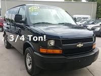 2013 Chevrolet Express 2500 LS Clean CARFAX.