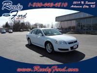 This 2013 Chevrolet Impala is a great vehicle for
