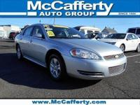 McCafferty, home of the 100,000 Mile Warranty! All