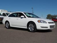 Well Maintained. Impala LT, GM Certified, and 4D Sedan.