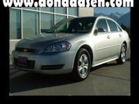 ACCIDENT FREE VEHICLE HISTORY REPORT. Impala LS. Flex