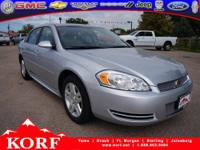 2013 Chevrolet Impala 4dr Car LT Our Location is: Korf