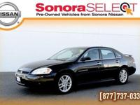 2013 CHEVROLET IMPALA LTZ, 3.6 L V6 6-SPD CAR, LEATHER,