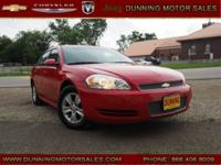 Victory Red 2013 Chevrolet Impala LS FWD 6-Speed