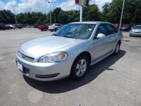 Options:  2013 Chevrolet Impala Sedan Ls