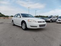 2013 Chevrolet Impala with Alloy Wheels, Remote Keyless