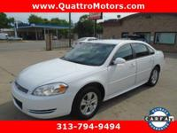 Come see this 2013 Chevrolet Impala LS. Its Automatic