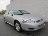 This One Owner Chevy Impala LT is perfect for anyone