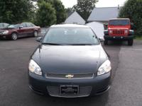 Impala LT Sunroof and GM Certified. Flex Fuel! Hold on