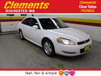 Options:  2013 Chevrolet Impala 4Dr Sdn Lt Fleet|Front