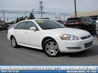 Look at this 2013 Chevrolet Impala LT. Its Automatic