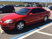 Impala LT, 4D Sedan, 3.6L V6 DGI DOHC VVT, 6-Speed