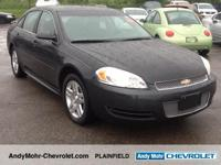 Chevrolet Impala  Clean CARFAX.  **Accident Free Carfax