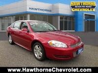 Carfax One Owner 2013 Chevrolet Impala LT presented in