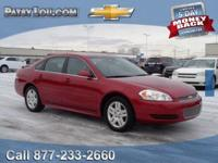 2013 IMPALA LT - Clean CARFAX **Power Seat