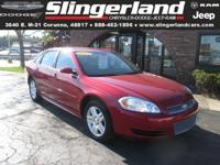 Options:  2013 Chevrolet Impala Lt|Cloth Seats|Hands