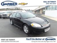 ONE OWNER CARFAX and Bluetooth for Phone. Impala LT and