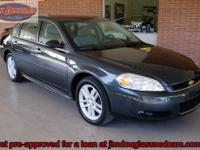 2013 Chevrolet Impala LTZ Pre-Owned. When I open the