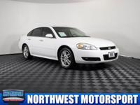 Clean Carfax Sedan with Sunroof!  Options:  Tinted