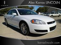 This is a very clean 2013 Chevrolet Impala LTZ that