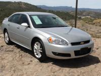 Flex Fuel! Wow! What a sweetheart! This 2013 Impala is