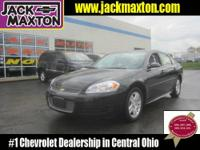 Our 2013 Impala LT is an absolute force to be reckoned