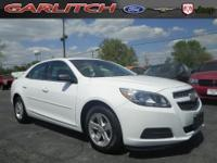 How many times have you seen a 2013 Chevrolet Malibu