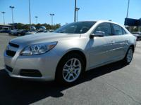 2013 Chevrolet Malibu 4 Dr Sedan LT Our Location is: