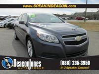 CARFAX 1-Owner. EPA 34 MPG Hwy/22 MPG City! Moonroof,
