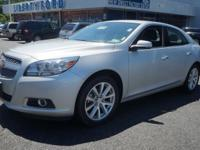 2013 Chevrolet Malibu 4dr Car LTZ Our Location is: