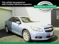 2013 Chevrolet Malibu 4dr Sdn LT w/2LT Our Location is: