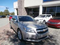 2013 CHEVROLET MALIBU 4dr Sdn LT w/2LT Sedan Our