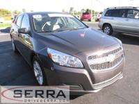 2013 CHEVROLET MALIBU ECO, GM CERTIFIED, ONE OWNER,