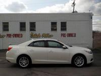 Low low miles on this 2013 Chevrolet Malibu Eco! ECOTEC