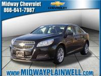 2013 CHEVROLET Malibu Eco SEDAN 4 DOOR ECO 1SA Our
