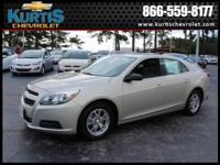 LOW low Miles on this 2013 Chevrolet Malibu LS. Best