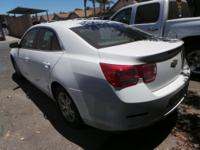 Options:  2013 Chevrolet Malibu Ls Fleet|4-Cyl; 2.5