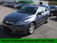Take it to the next level with our 2013 Chevy Malibu