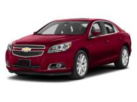 2013 Chevrolet Malibu LS 1LS  Clean CARFAX.  Reviews: