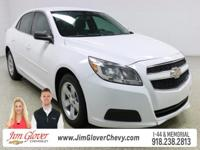 Drive home this 2013 Chevrolet Malibu LS in Summit