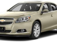 Options:  2013 Chevrolet Malibu Ls W/1Ls|Miles: