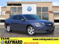 Options:  2013 Chevrolet Malibu Ls Sedan|Blue|4-Cyl 2.5