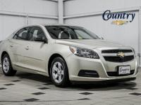 Malibu... LS... Sedan... 2.5 4-Cyl... 6-Speed