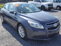 2013 Chevrolet Malibu LT. Serving the Greencastle,
