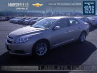 34/22 Highway/City MPG CARFAX One-Owner. 2.5L