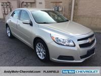 Priced below KBB Fair Purchase Price! Chevrolet Malibu